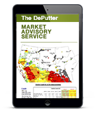 The DePutter Market Advisory Service